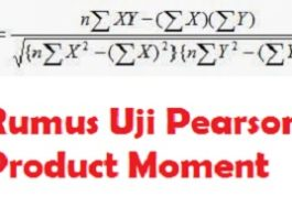 Uji Pearson Product Moment