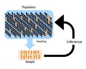 Populasi dan Sampel Adalah Seperti Organisme dan Organ