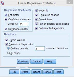Durbin Watson Dalam Uji Autokorelasi dengan SPSS