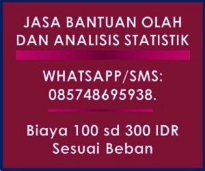 Blog Statistik Indonesia