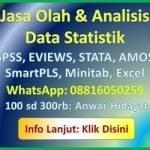 jasa analisis statistik 2020