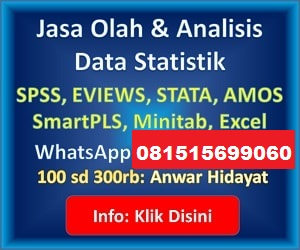 Jasa Analisis Statistik BSI