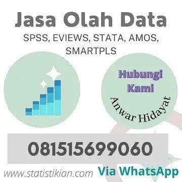 Jasa Bantuan Statistik