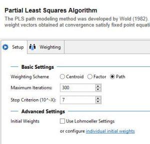 Analisis Partial Least Square