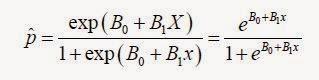 Probabilitas Regresi Logistik