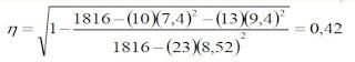 Contoh Penerapan Perhitungan Rumus ETA